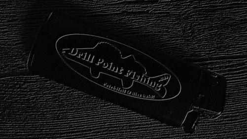 Drill Point Fising Onlineshop Werbeartikel - Feuerzeug mit Firmenlogo Aufdruck