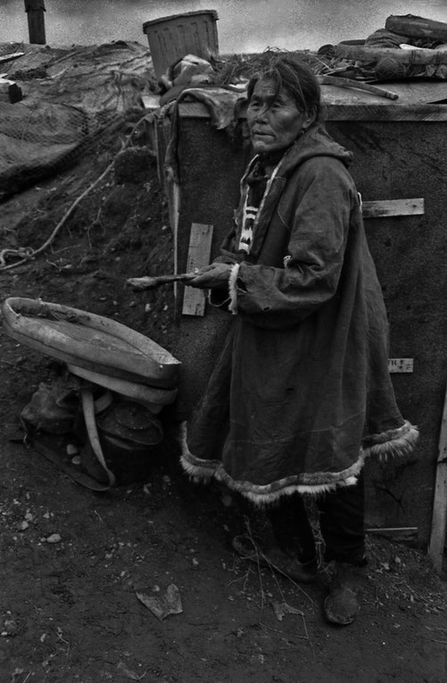 Женщина-шаман...