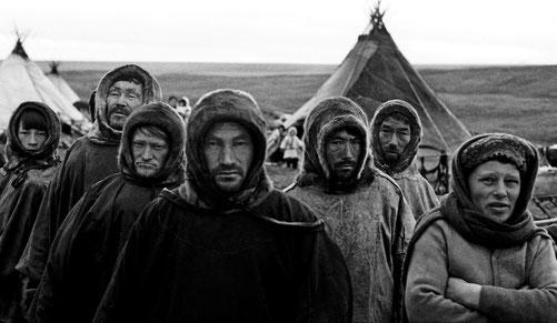 Оленеводы Севера.Ямал.