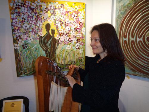 Sabine Stutz Harfe