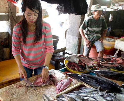 Jimbaran Fish market Bali