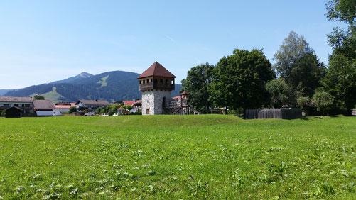 Ein Ritterturm für Kinder...