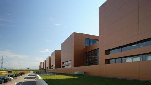 BETRIEBSGEBAEUDE FRONIUS, SATTLEDT, Atelier für Architektur und Design, Brigitte Gattringer