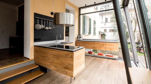 VILLA HERZOGPARK, MÜNCHEN, Atelier für Architektur und Design, Brigitte Gattringer