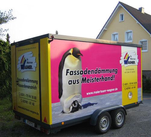 Fahrzeugbeschriftung Werbeagentur Logos Grafik