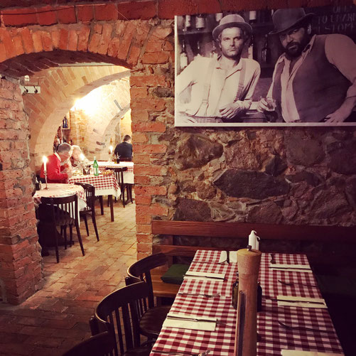 Kulinarisch Essen gehen Italiener in Wriezen Märkisch Oderland