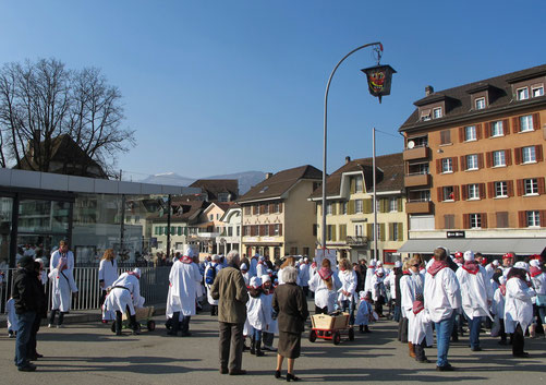 solothurner fasnacht 2013