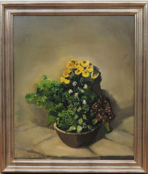 te_koop_aangeboden_een_schilderij_een_bloemstilleven_van_de_kunstschilder_karel_colnot_1921-1996