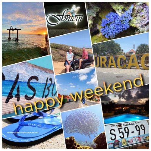 happy-weekend-wochende-urlaub-curacao
