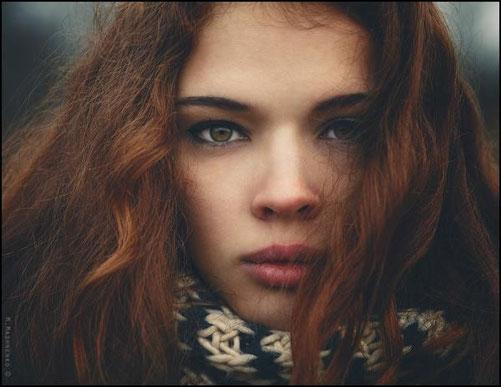 женский портрет-14