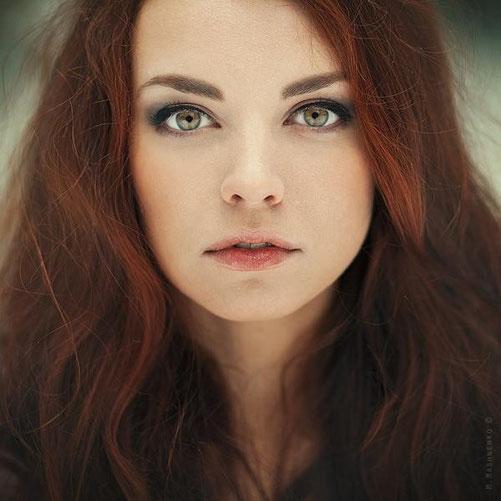 женский портрет-6