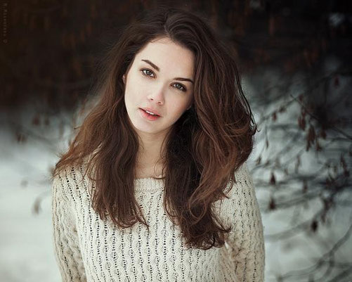женский портрет-15