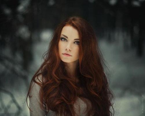 женский портрет-10