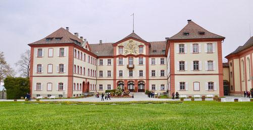 Gartenreise Deutschland: Insel Mainau, das Barockschloss der Familie Bernadotte