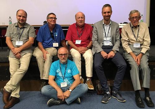 JURY - Martin Štoll CZE, Tarmo Hotanen FIN, Alfons Hereu ESP, Thomas Schauer AUT, Mike Whyman GBR & Coordinator Rolf Leuenberger CHE