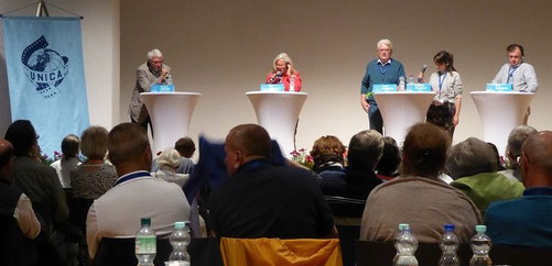 JURY - Bernhard Lindner DEU, Aase Högfeldt SWE, Georges Fondeur LUX, Sunčica Fradelić HRV, Darko Basheski MKD