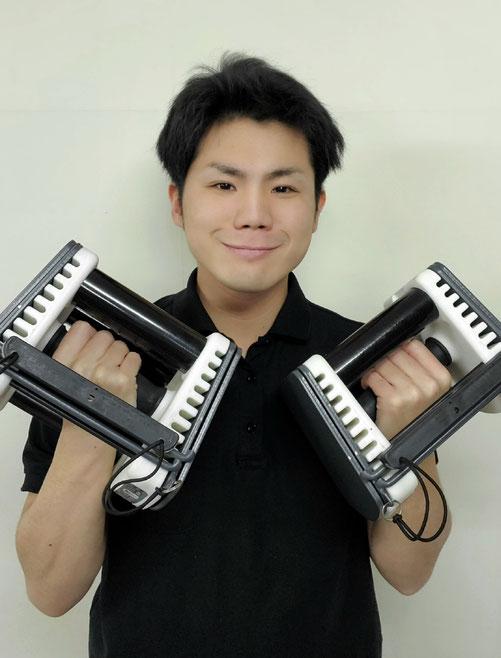 仙台のダイエット専門店SAVER'SGYMのパーソナルトレーナー