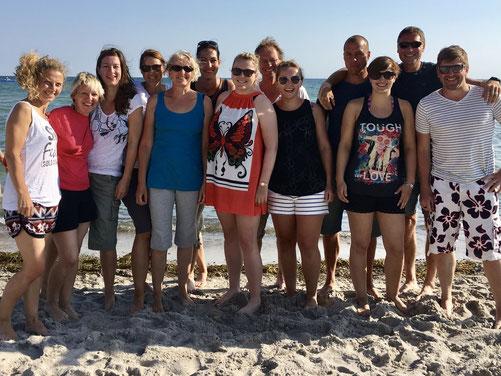 Körpercampus Team Physiotherapie Osteopathie
