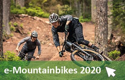 e-Mountainbikes 2019 beim Experten aus Aarau-Ost