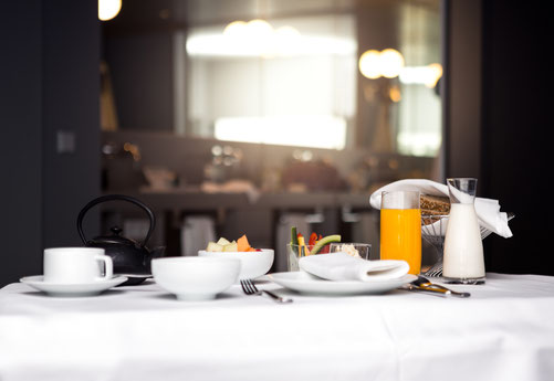Übernachtung & Frühstück