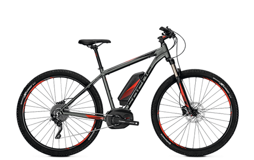 Focus Jarifa Plus Pro e-Mountainbike 2017