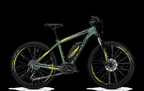 Focus Jarifa 29 Pro e-Mountainbike 2017