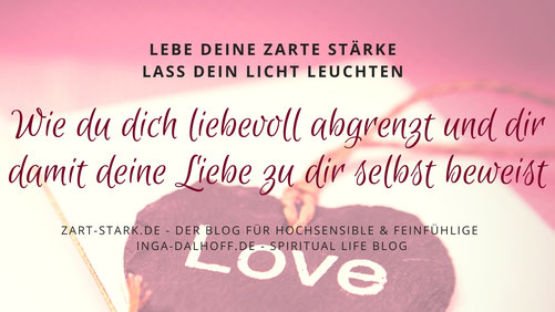 Foto Herz mit Schriftzug Love