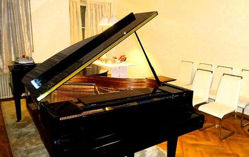 Klavierunterricht in Berlin-Schmargendorf