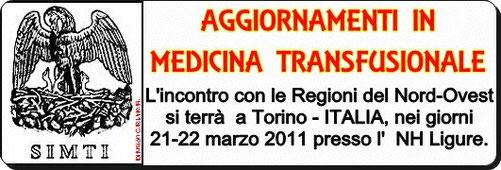 Sociedad Italiana de Medicina Transfusional e Inmunohematología.