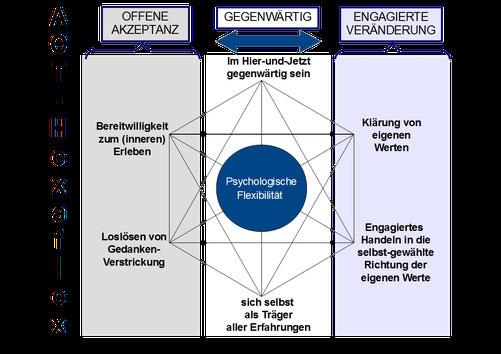 Psycheutherapeut Reimer Bierhals  in Bamberg ist spezialisiert auf ACT - Akzeptanz- und Commitmenttherapie - ein modernes Verfahren der Verhaltenstherapie