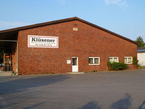 Klüsener Bauunternehmung – 30 Jahre Traditionshandwerk - Meisterbetrieb seit 1988.