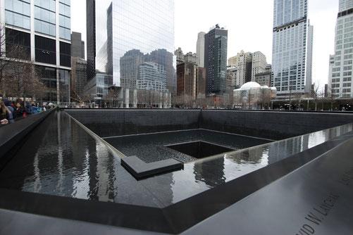 Ground Zero New York Memorial