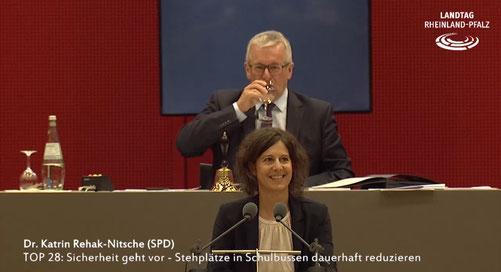 Quelle: Landtag Rheinland-Pfalz. Klick auf das Bild führt zum Videomitschnitt.