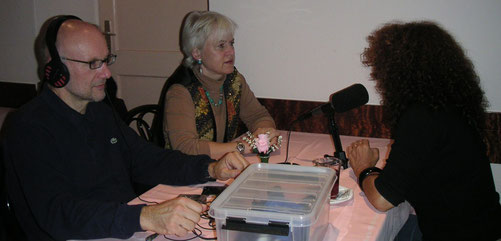 Rolf Leuenberger, Beatrice Jann, Tété Allinho