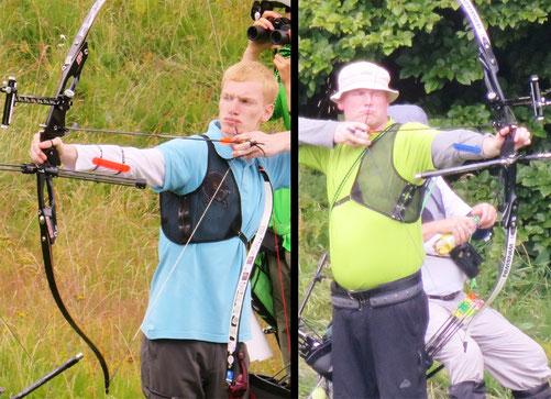 Bogensport-Mettingen Bogenschießen Bogensport Mettingen Bsg BSG Feldbogen Feldbogenschießen Recurve Deutsche Meisterschaft 2017 Hohegeiß