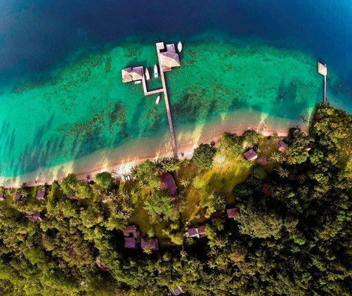 Genieten op het paradijselijke eiland Cubadak bij Sumatra