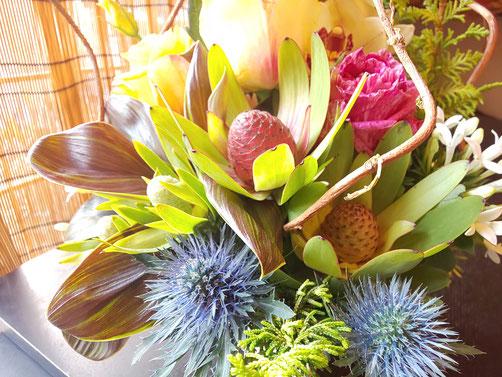 伝統美 花に触れ、心が豊かになるいけばな会&体験可