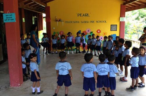 Beispielprojekt: PEARL Kindergarten in Mulankavil