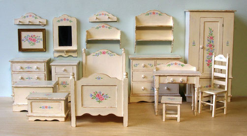 """Summer Bouquet"" Furniture"