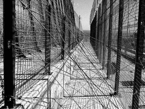 La frontière mexicaine aux Etats-Unis