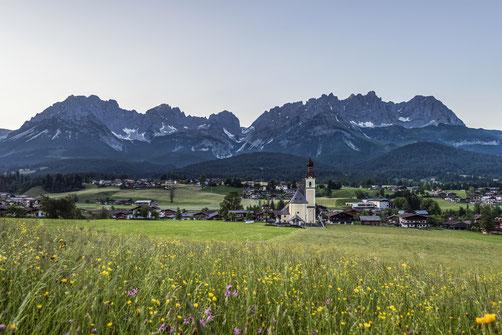 Going - Skifahren, Wandern, Familienurlaub am Wilden Kaiser