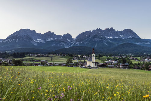 Going - Skiing, Hiking, Family Holidays at the Wilder Kaiser