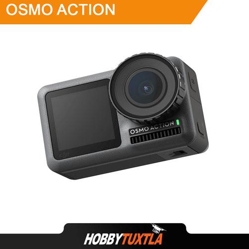 DJI Osmo Action la cámara de acción que graba 4k en 60 fps