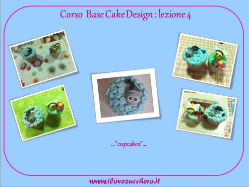 Corsi Cake Design Base Roma : Corso Base Cake Design:foto - Ilovezucchero sito dedicato ...