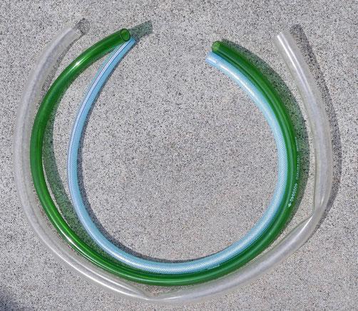 水槽 塩ビ配管 オーバーフロー水槽 エーハイム トヨロンホース