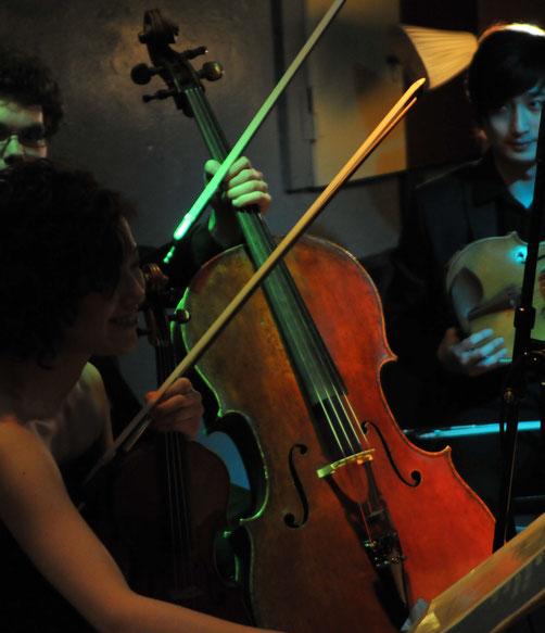 Cellolehrer in München, privater Unterricht auch bei Ihnen zu Hause
