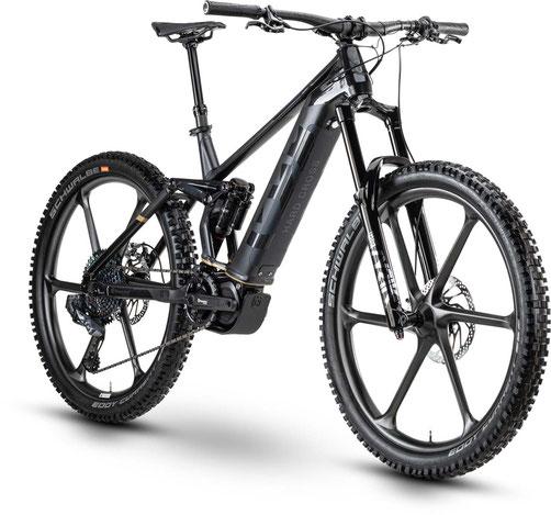 Husqvarna Hard Cross e-Mountainbikes 2020