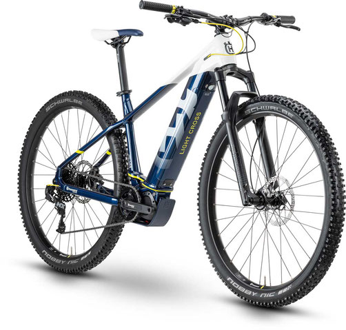 Husqvarna Light Cross e-Bikes 2020