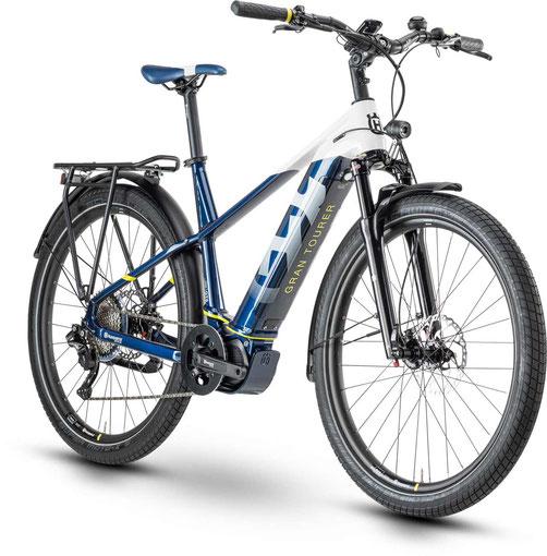 Husqvarna Gran Tourer e-Bikes 2020