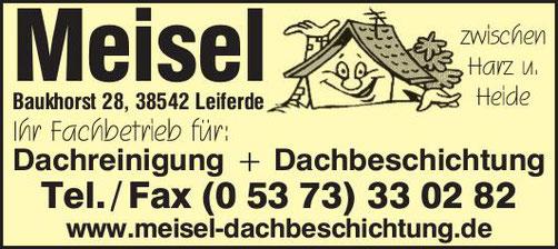 Dachbeschichtung Niedersachsen